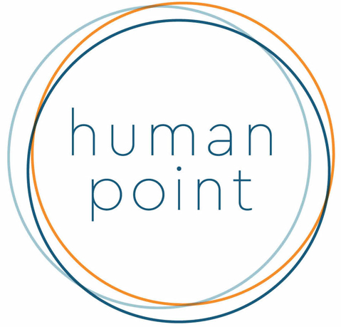 3 circles around the word 'humanpoint'