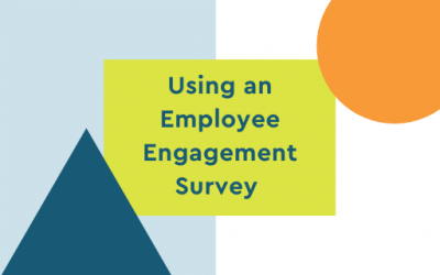 Using an Employee Engagement Survey
