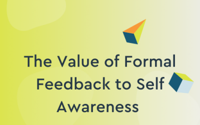 The Value of Formal Feedback to Self-Awareness