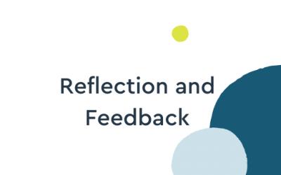 Reflection and Feedback