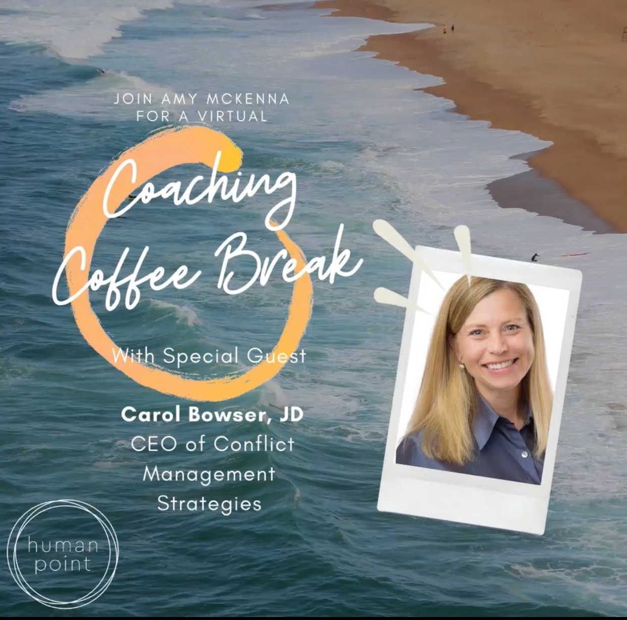 Coaching Coffee Break | 8.4.20 | Amy & Carol Bowser, JD
