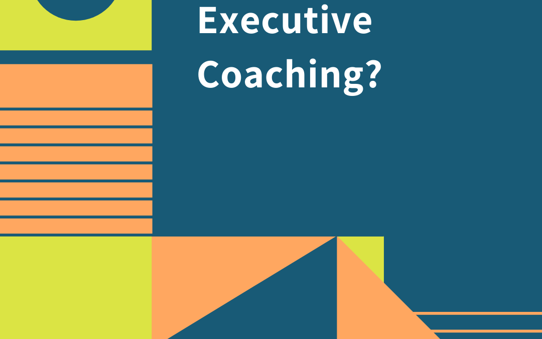What is Executive Coaching?