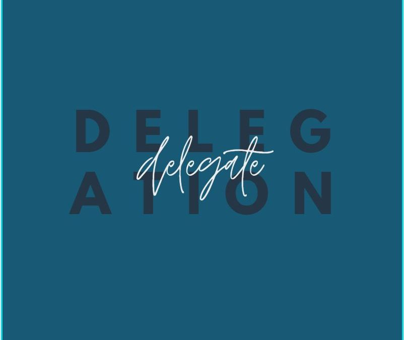 How Much Can You Delegate?